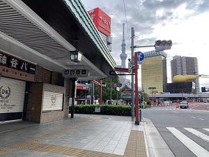 浅草寺店への行き方2