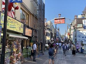 鎌倉小町通り店への行き方3