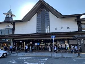 鎌倉小町通り店への行き方1