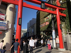 鎌倉小町通り店への行き方2