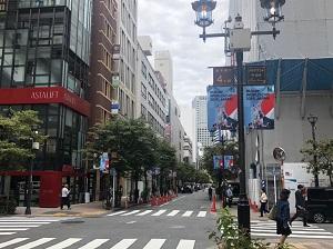 銀座三丁目店への行き方3
