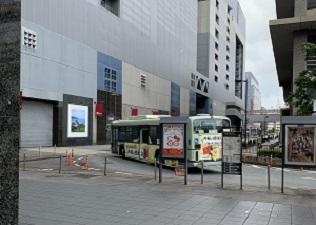京都駅店(日本旅行TiS京都支店内)への行き方4