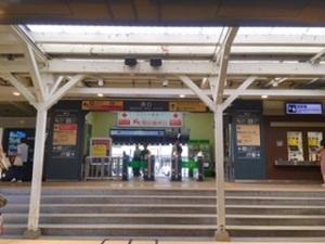 鎌倉駅前店への行き方1