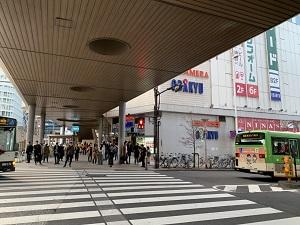 新宿駅前店への行き方2