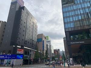 博多駅前店への行き方2