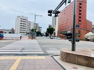 金沢駅前店への行き方3