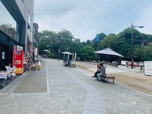 金沢兼六園店への行き方4