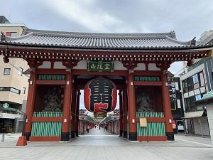 浅草雷門店への行き方2