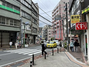 熱海 旅館立花店への行き方3