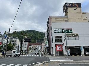 熱海 旅館立花店への行き方6